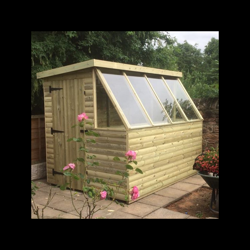 Heavy Duty Potting Shed Loglap