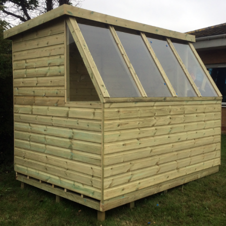 Heavy Duty Potting Shed Weatherboard