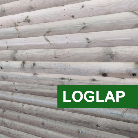 Super Potting Shed Loglap