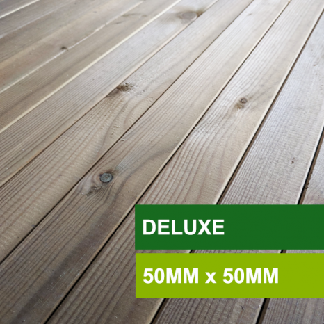 Deluxe Royal Pent Weatherboard