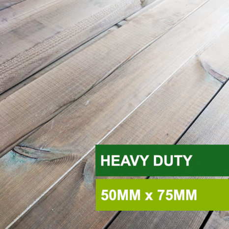 Heavy Duty Pent Weatherboard