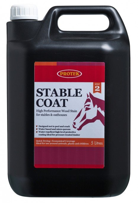 Stable Coat - Golden Oak 5L